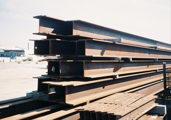 The common types of steel beams and their uses explained