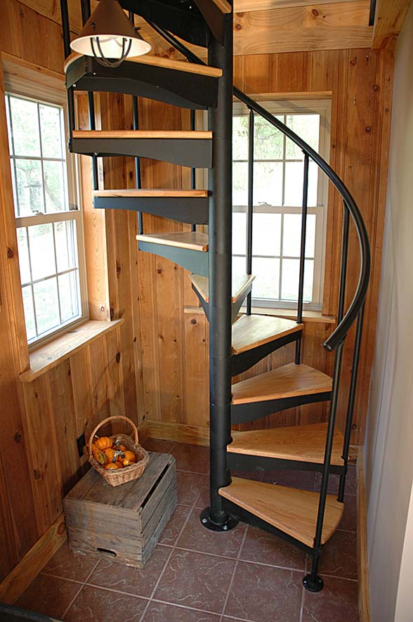 Spiral Staircases Their Benefits Explained Metro Steel