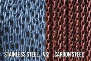 carbon steel vs stainless steel